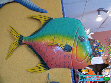 Chilla's Storage & Gift Shop in Port Aransas, TX.